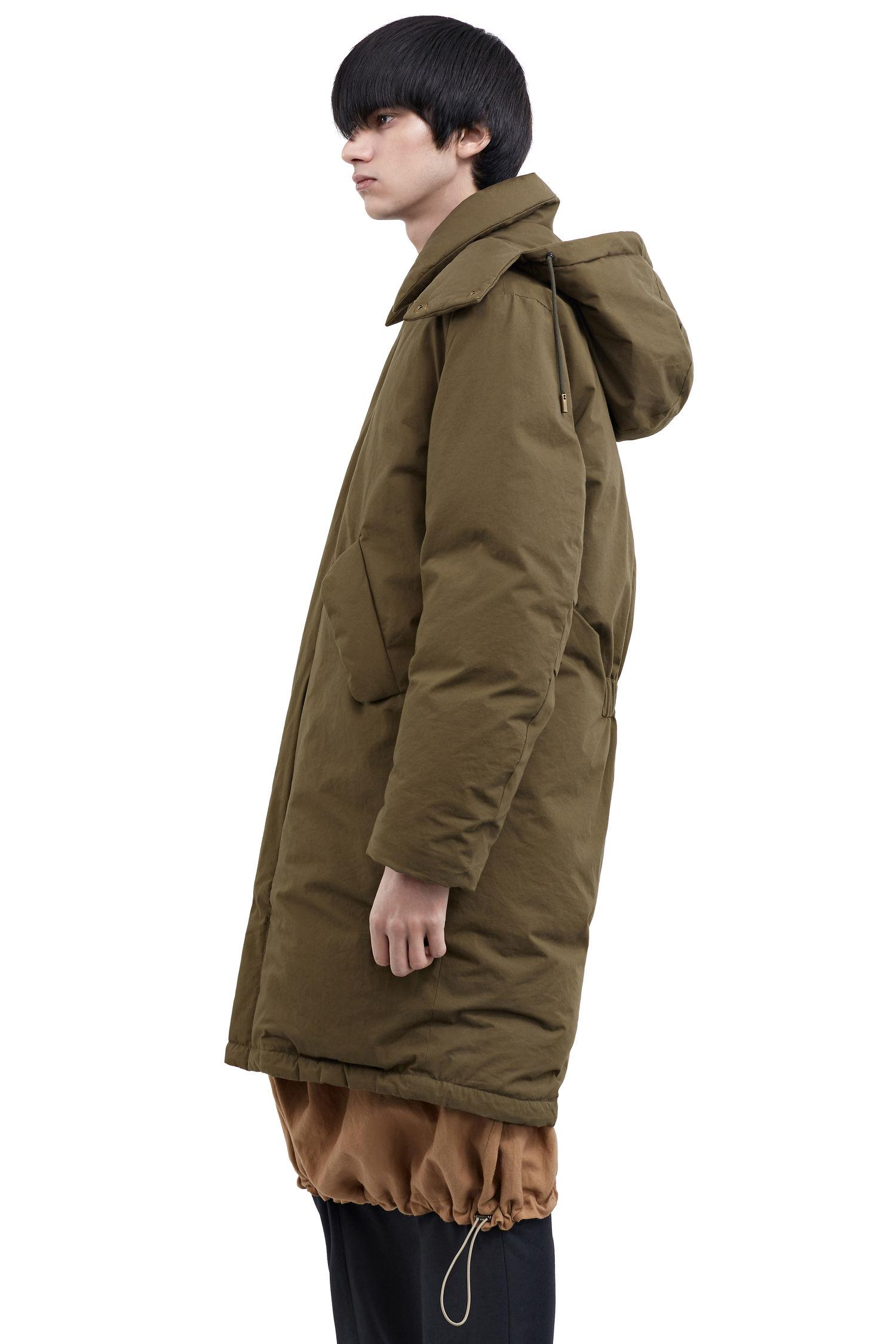 Lyst Acne Studios Halifax Olive Green In Blue For Men