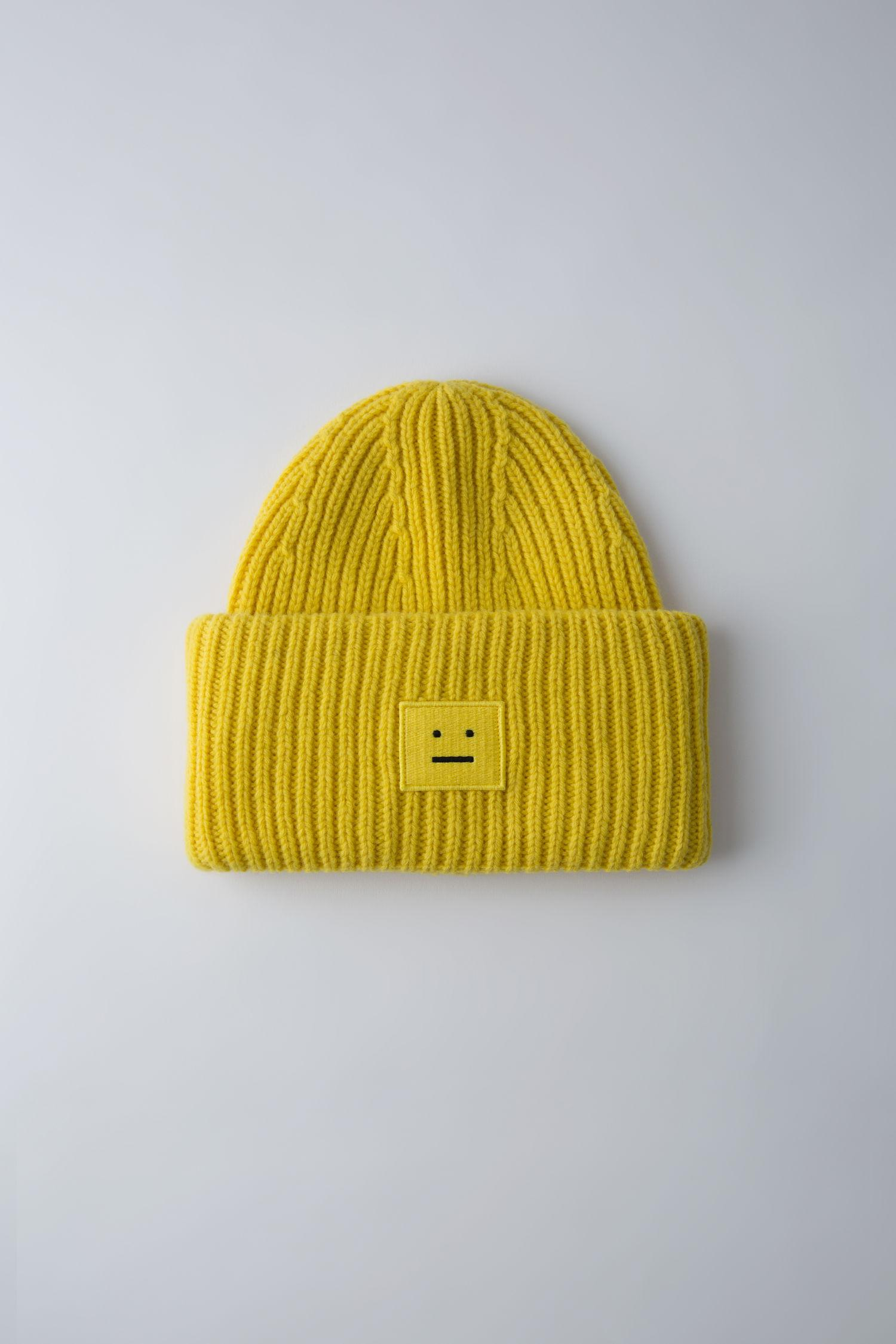 335a701a9b7c Acne Studios Pansy Wool canary Yellow in Yellow for Men - Lyst