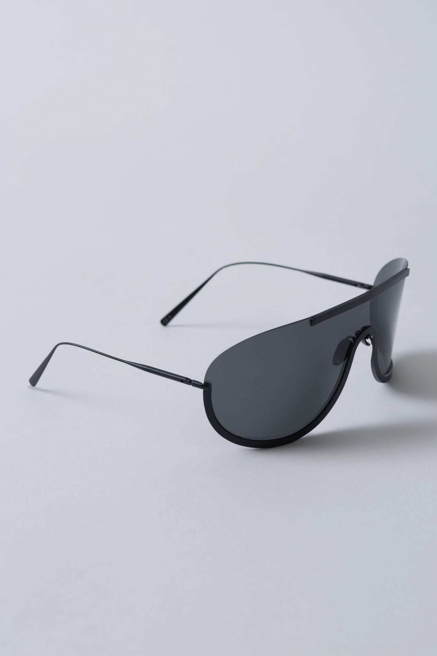 e1ee06e430c7 Lyst - Acne Studios Futuristic Eyewear black in Black