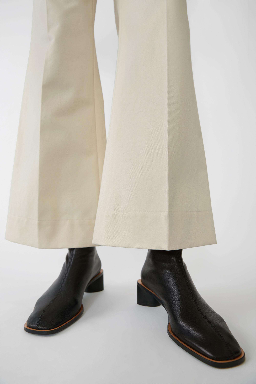 1dcfa685b139 Lyst - Acne Studios Fn-wn-shoe000111 Black black Branded Ankle Boots ...