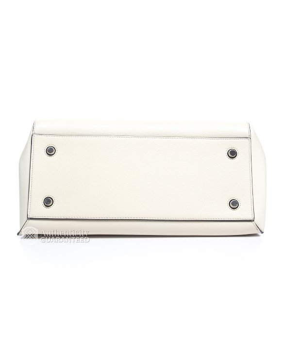 celine clutch price - celine white leather bag
