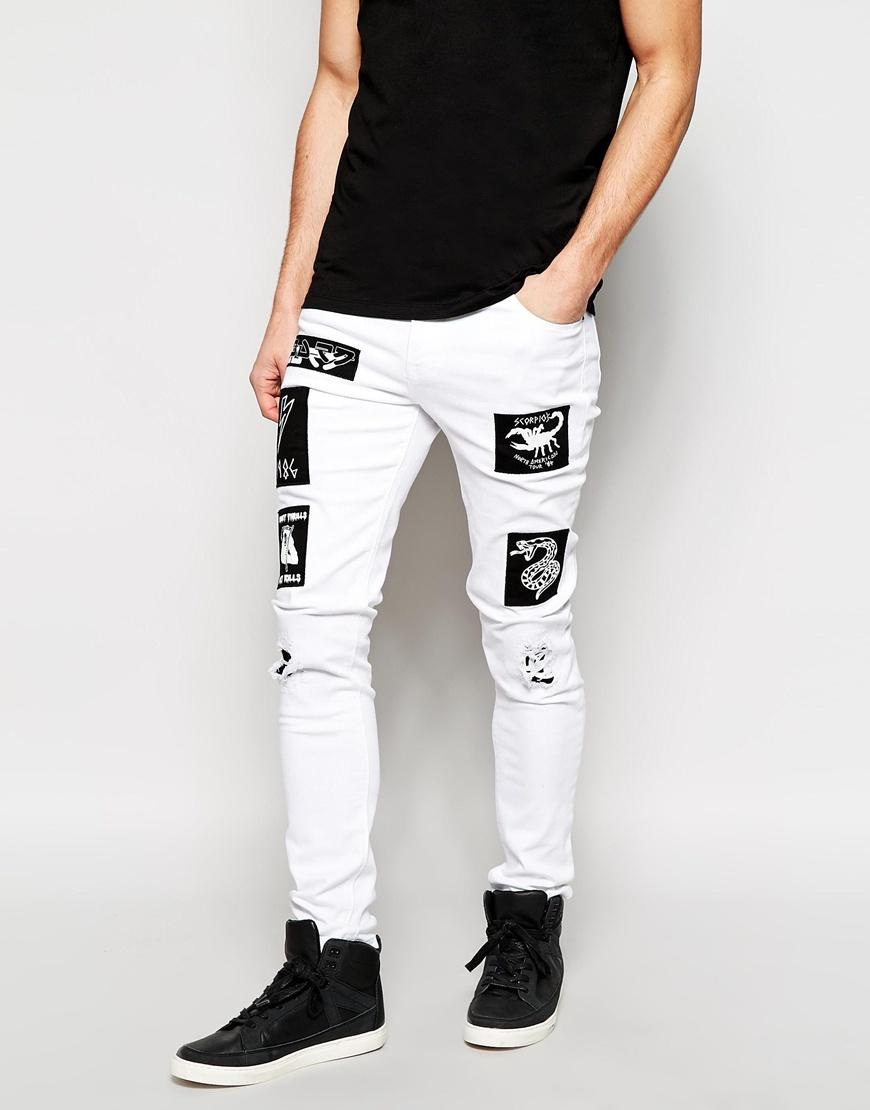 Men Black Levi Jeans