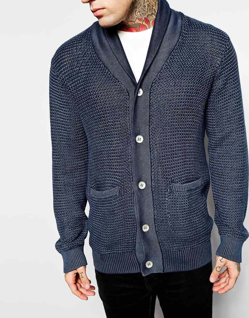 Knit Cotton Sweater