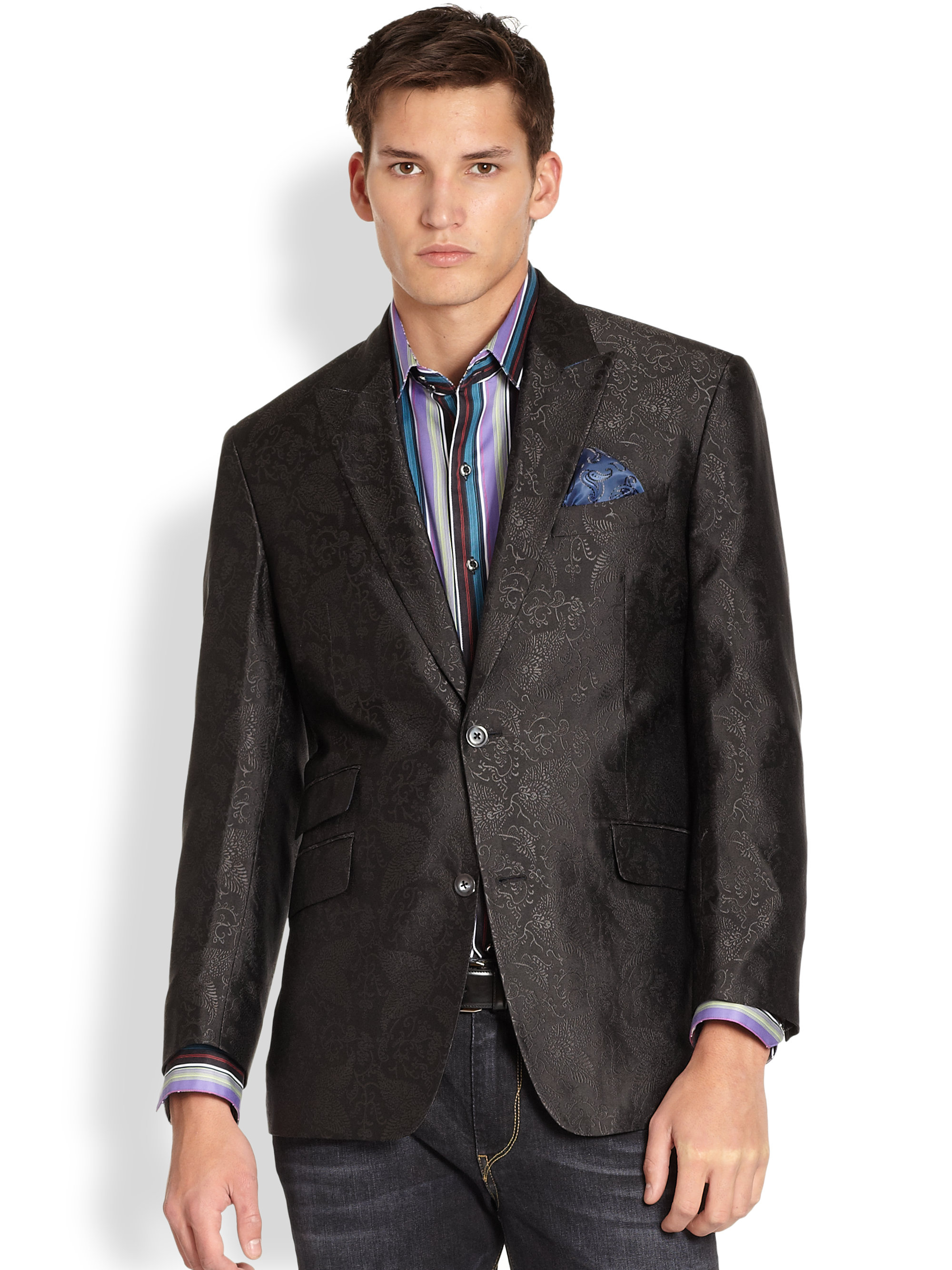 You searched for: mens silk blazer! Etsy is the home to thousands of handmade, vintage, and one-of-a-kind products and gifts related to your search. No matter what you're looking for or where you are in the world, our global marketplace of sellers can help you find unique and affordable options. Let's get started!