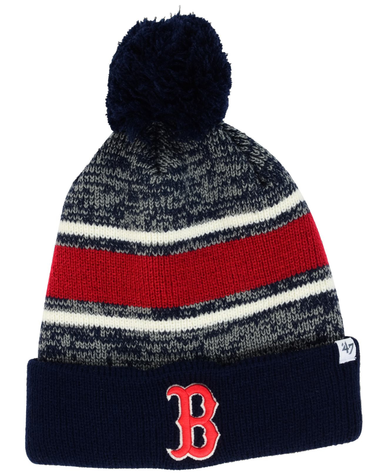 Lyst - 47 Brand Boston Red Sox Fairfax Knit Hat in Blue for Men a84eb9ceb757