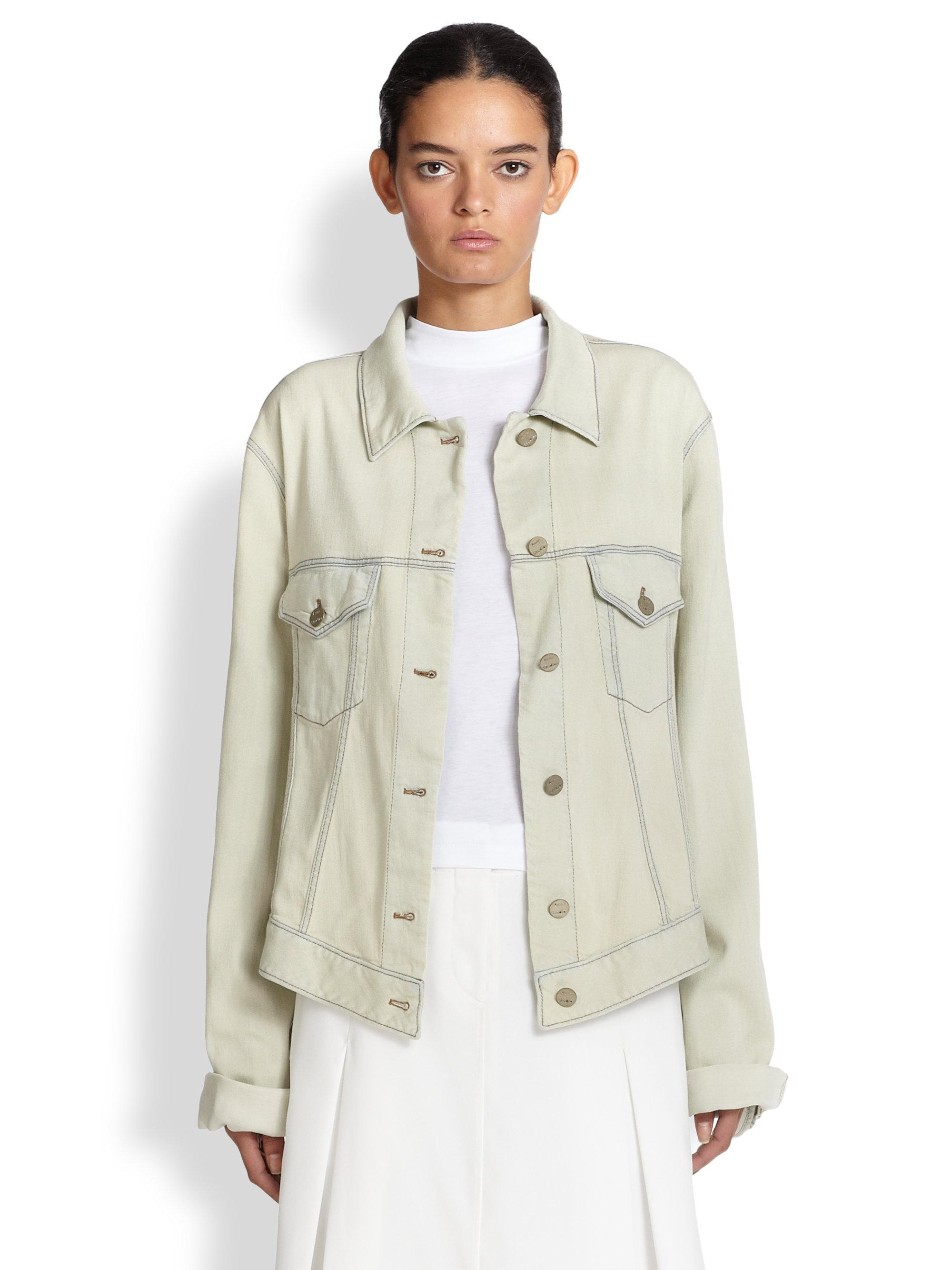 acne edith jacket