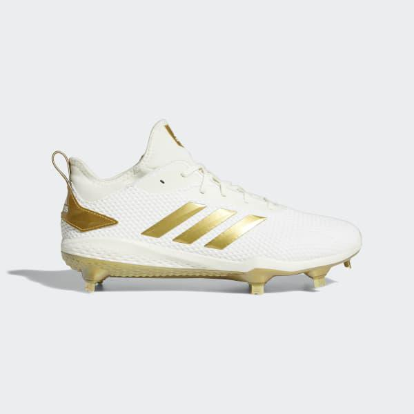 0578f72d4e60d0 Lyst - adidas Adizero Afterburner V Cleats in White for Men