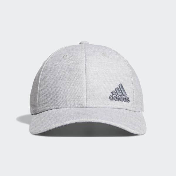 8b562a56819 Lyst - adidas Release Plus Stretch Fit Hat in Gray for Men