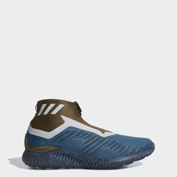 9ef7e2e6e8fcc Lyst - adidas Alphabounce 5.8 Zip Shoes in Blue for Men