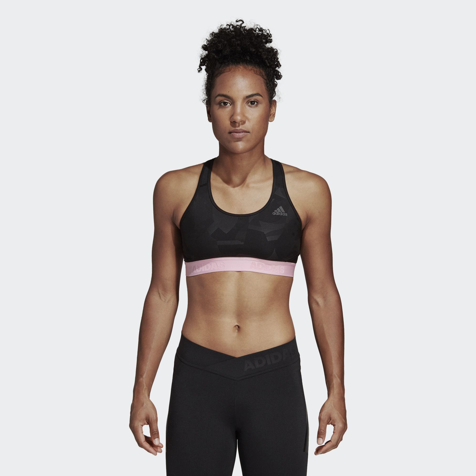 2e24eb9c26251 Adidas - Black Don t Rest Alphaskin Sport Bra - Lyst. View fullscreen