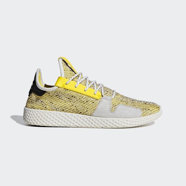 503776caf Lyst - adidas Pharrell Williams Solarhu Tennis V2 Shoes in Yellow ...