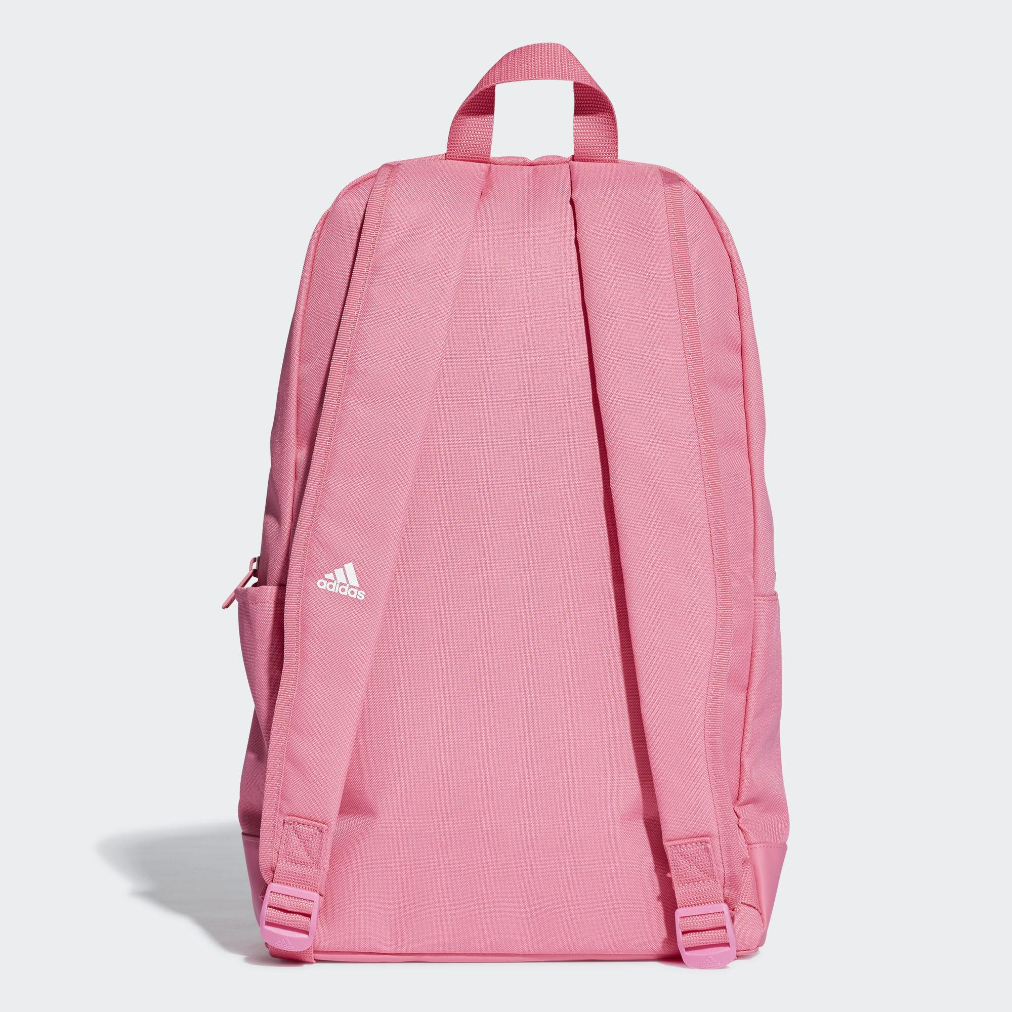 c55e8fd2941e Adidas - Pink Classic Badge Of Sport Backpack - Lyst. View fullscreen
