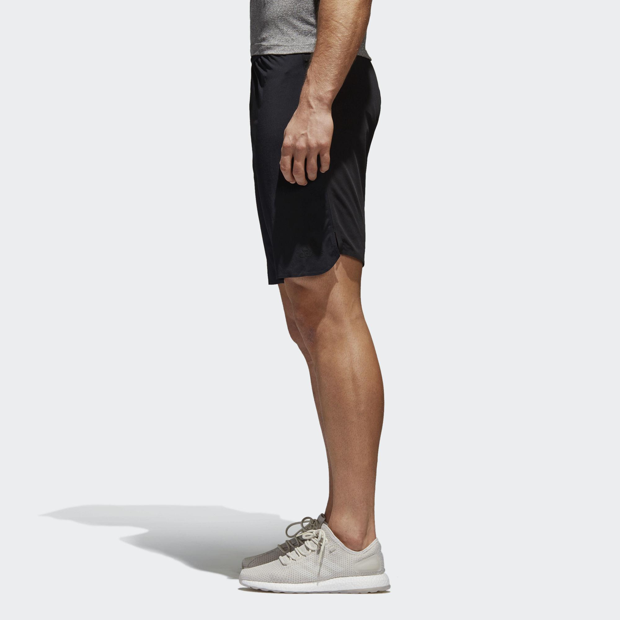 timeless design a65ab 86655 Adidas - Black 4krft Ultra-strong Shorts for Men - Lyst. View fullscreen