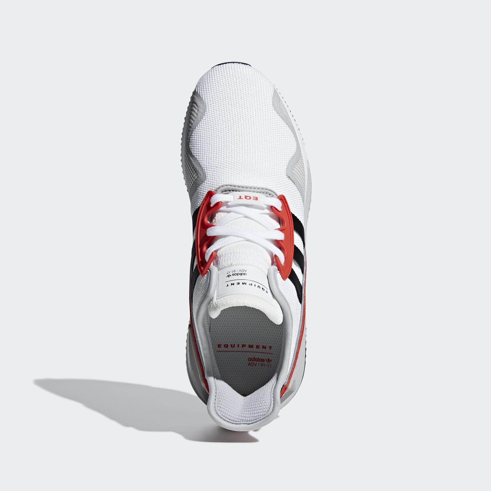 brand new e23fc 9ebaf Adidas Originals - Adidas Eqt Cushion Adv Ftw White Core Black Hi-res.  View fullscreen