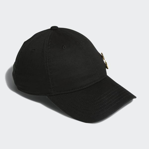 Lyst - adidas Relaxed Pin Cap in Black for Men 222adc7ee13