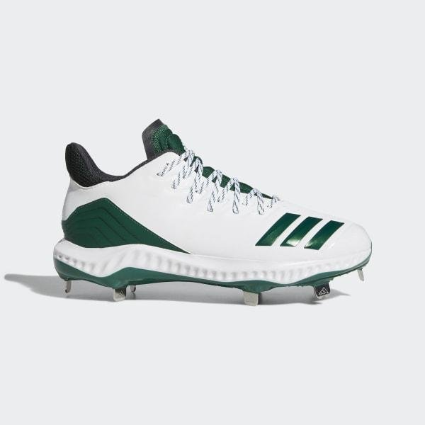 cabdca7fb2b4c Lyst - adidas Icon Bounce Cleats in White for Men