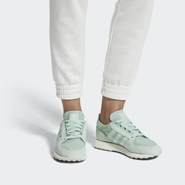 Adidas - Green Forest Grove Shoes - Lyst. View fullscreen 8179bfc25