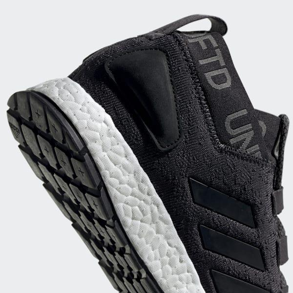 b7fd60554 Lyst - adidas X Undefeated Pureboost Rbl Shoes in Black for Men