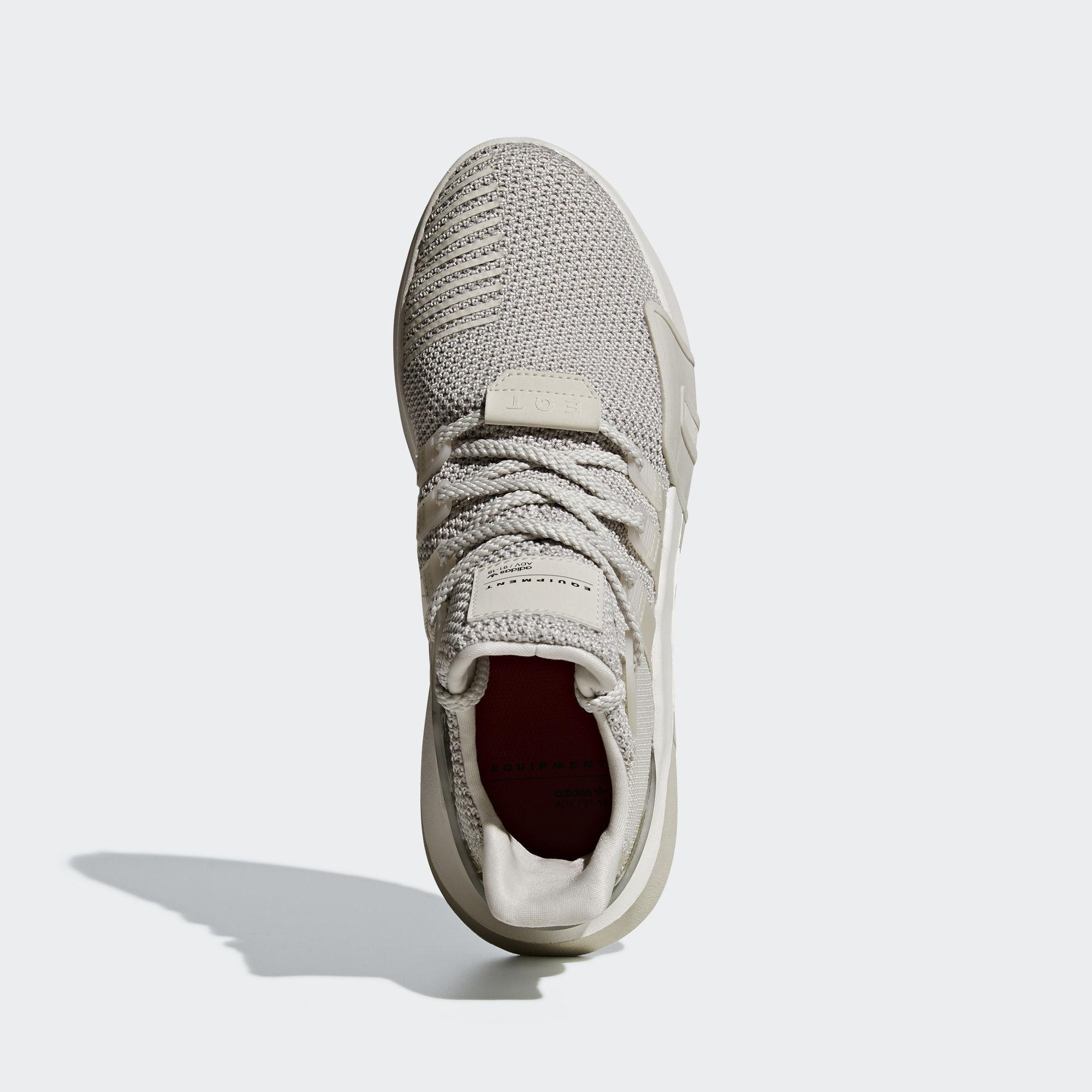 e0a7f52c9e35 Adidas - White Eqt Bask Adv Shoes for Men - Lyst. View fullscreen