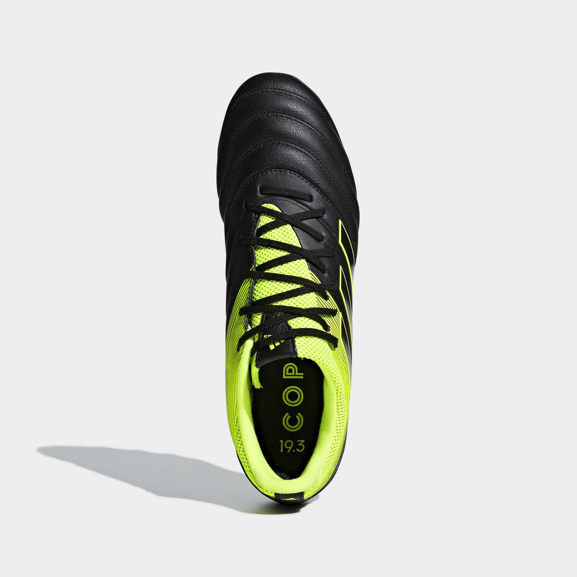 477c81f83 Adidas - Black Copa 19.3 Artificial Grass Boots for Men - Lyst. View  fullscreen