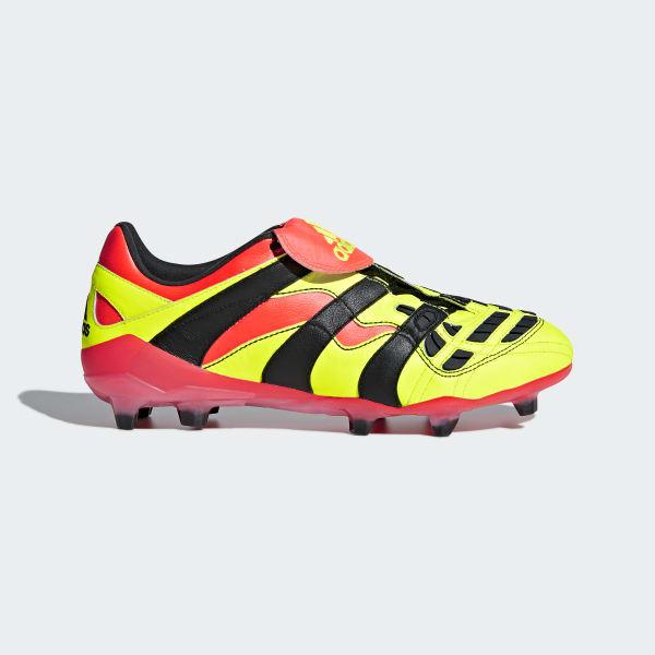8164b71c326 Lyst - Adidas Predator Accelerator Firm Ground Cleats in Yellow for Men