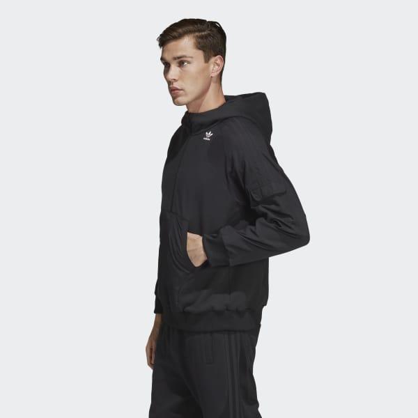pretty nice e4d47 5cf05 Adidas - Black Pt3 Hoodie for Men - Lyst. View fullscreen