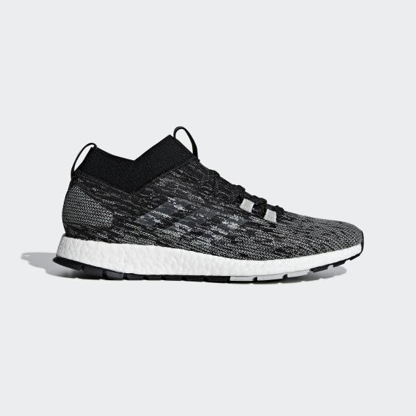 b1a830845 Lyst - adidas Pureboost Rbl Ltd Shoes in Black for Men