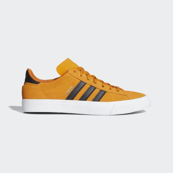 on sale 9af23 63da2 Lyst - adidas Campus Vulc Ii Shoes in Yellow for Men