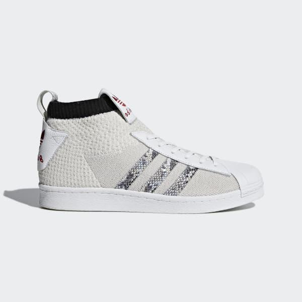 new product 0f7ae cb47d adidas. Mens White Uasons Ultra Star Shoes