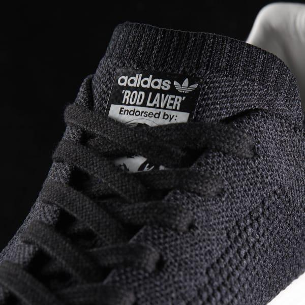 Lyst - Adidas Rod Laver Super Primeknit Shoes in Black for Men 7e050f832