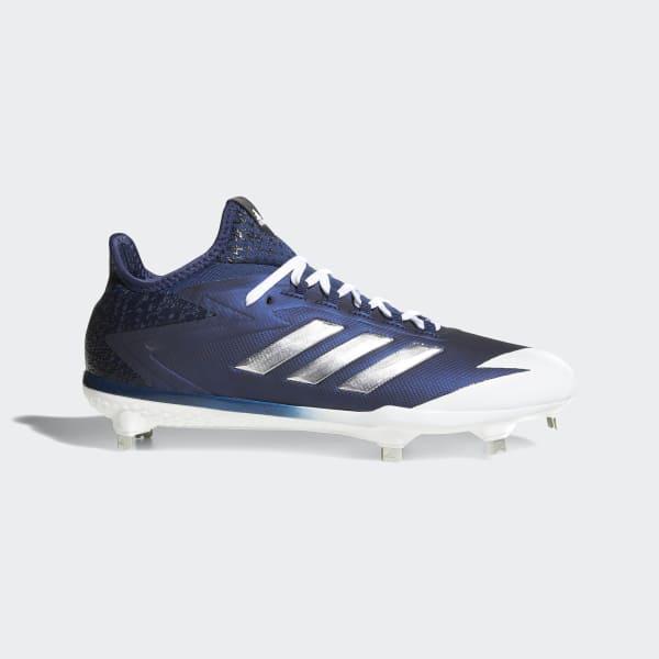 673a7f430e0d7c Lyst - adidas Adizero Afterburner 4 Cleats in Blue for Men