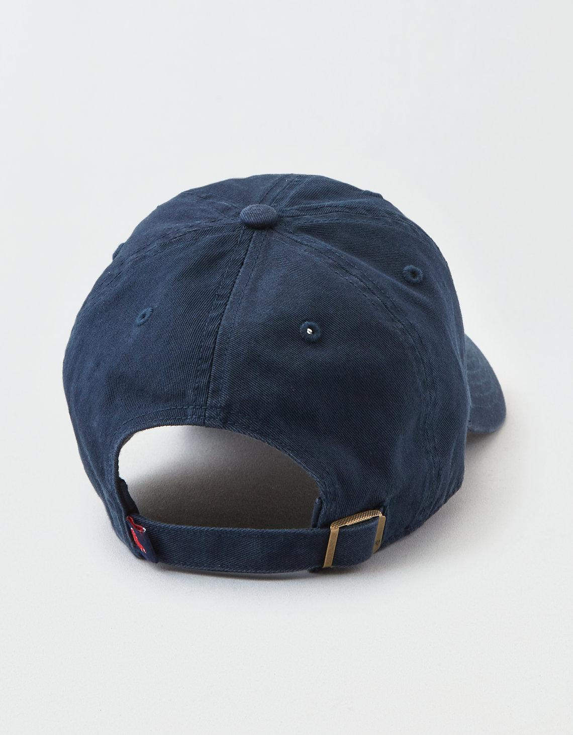 b7c3901eee8 Lyst - American Eagle  47 Brand Boston Red Sox Baseball Cap in Blue