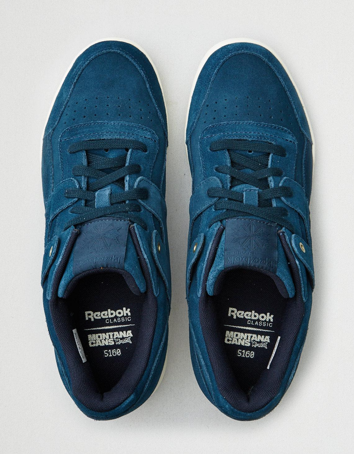 Lyst - American Eagle Reebok Workout Plus Sneaker in Blue for Men d5707a092