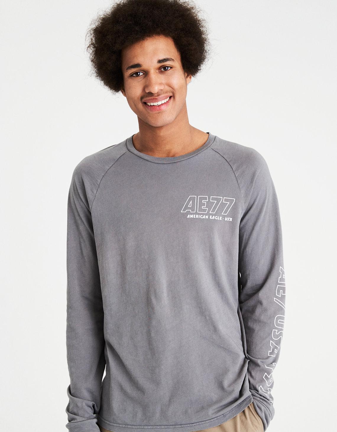 e37fad0d Hanes Mens Long Sleeve Beefy Henley Shirt | Azərbaycan Dillər ...