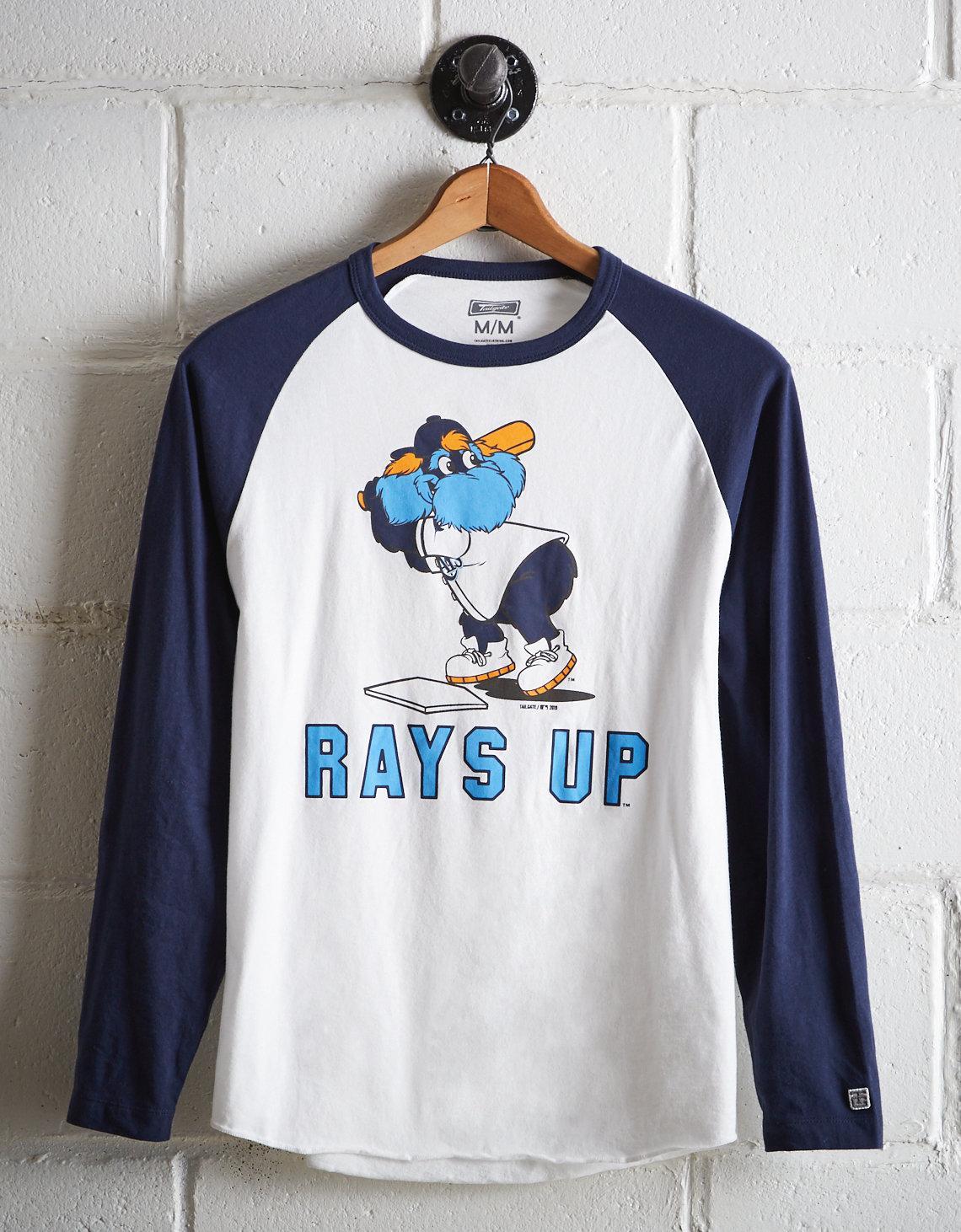 3d149dcf Lyst - Tailgate Men's Tampa Bay Rays Baseball Shirt in White for Men