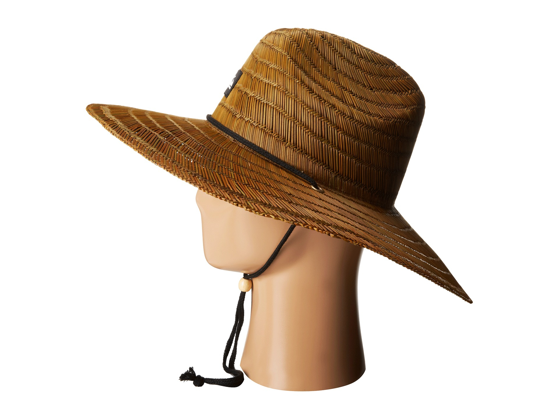 a277105e82e088 ... free shipping lyst quiksilver pierside sun protection hat in brown for  men 875ed f7283