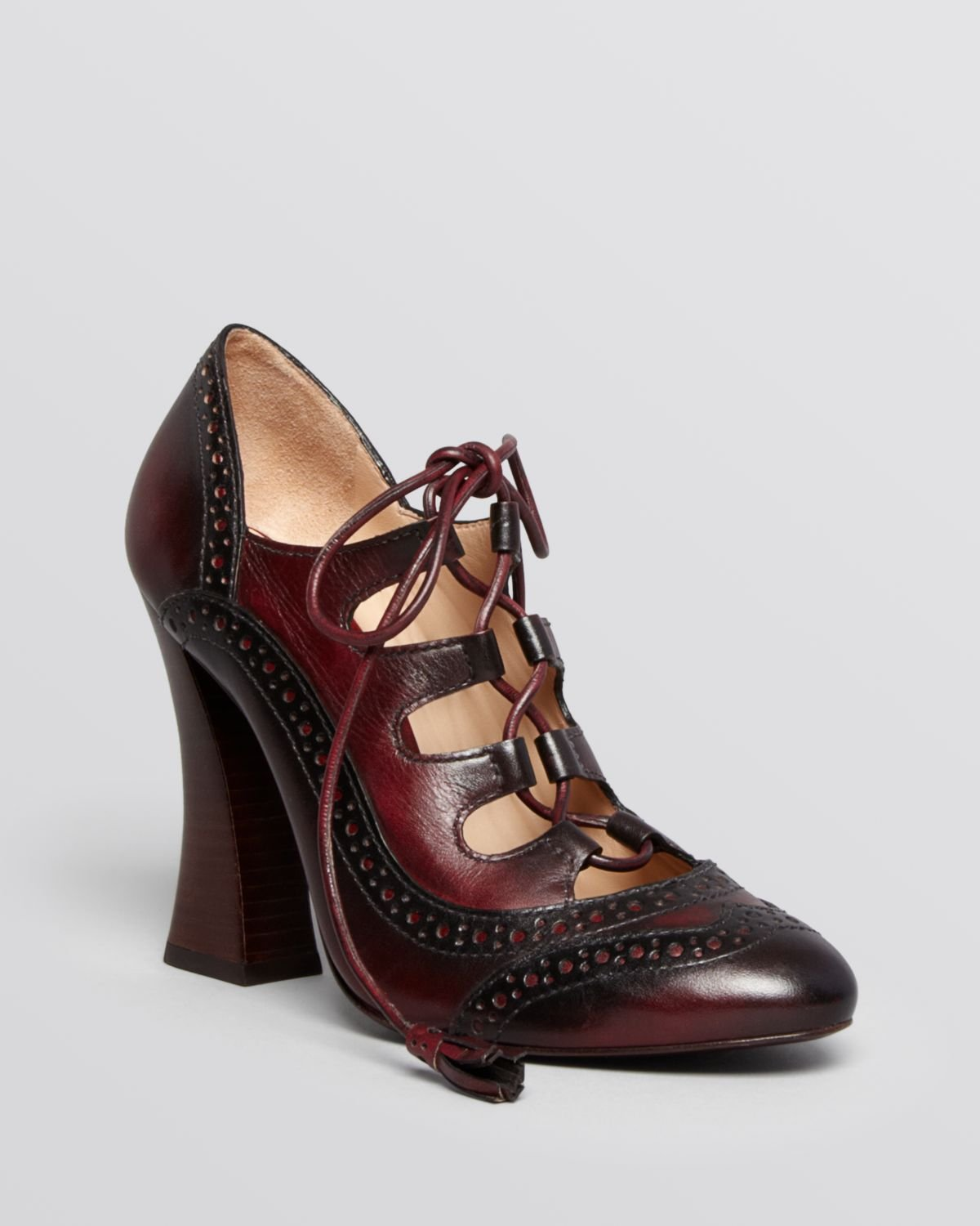 Free shipping and returns on Women's Lace-Up Heels at celebtubesnews.ml