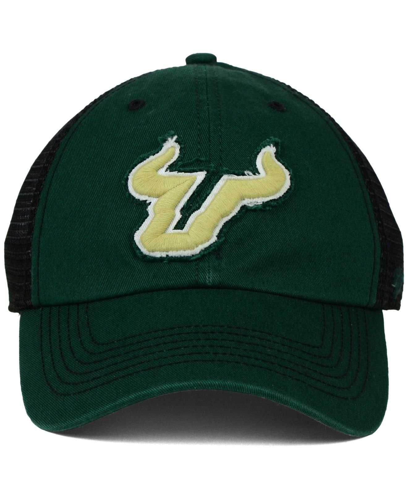 a956685c3f710 ... coupon lyst 47 brand south florida bulls taylor closer cap in green for  men 1585a b6ca6