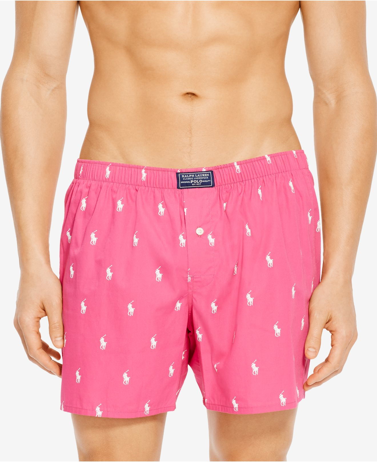 Buy low price, high quality pink boxers mens with worldwide shipping on missionpan.gq