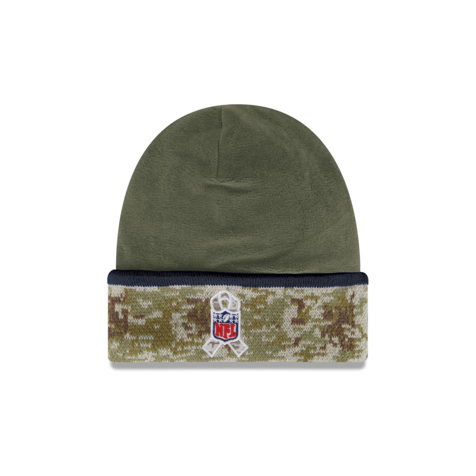 ... discount lyst ktz dallas cowboys salute to service knit hat in green  for men 7fa9d a363d 515a45161