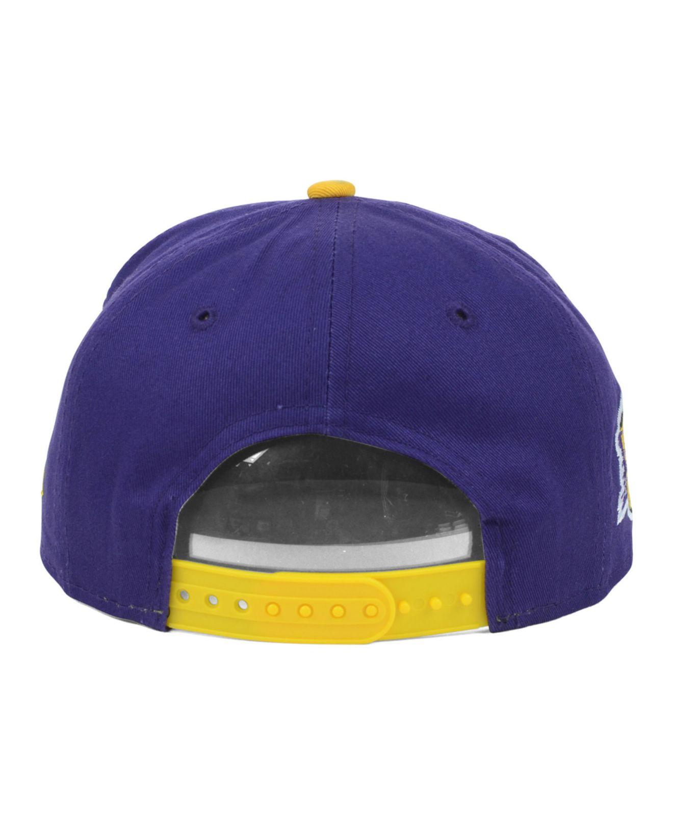 best service 97530 4657e KTZ Kids  Kobe Bryant Los Angeles Lakers Player 9Fifty Snapback Cap ...