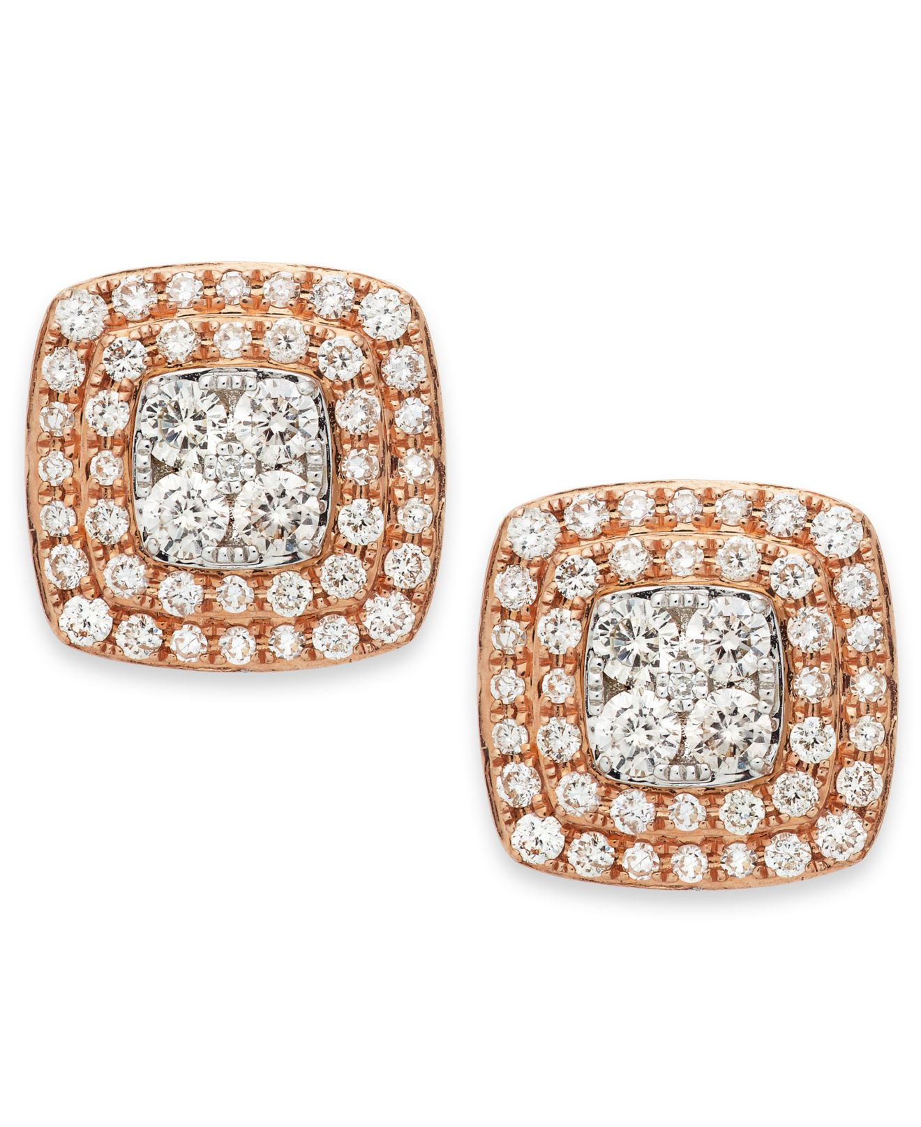 square stud products mullen round earrings better quality diamond jewelry