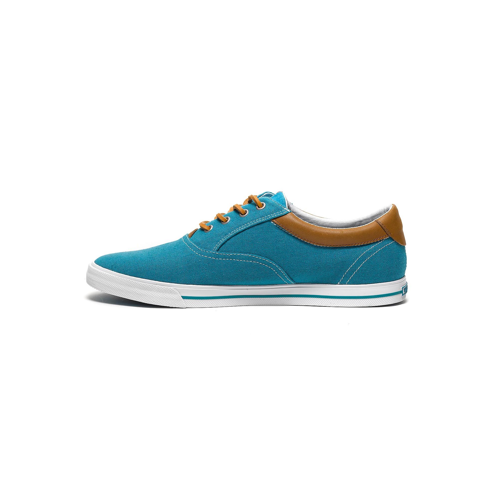 tommy hilfiger boating sneaker in blue for men algiers. Black Bedroom Furniture Sets. Home Design Ideas