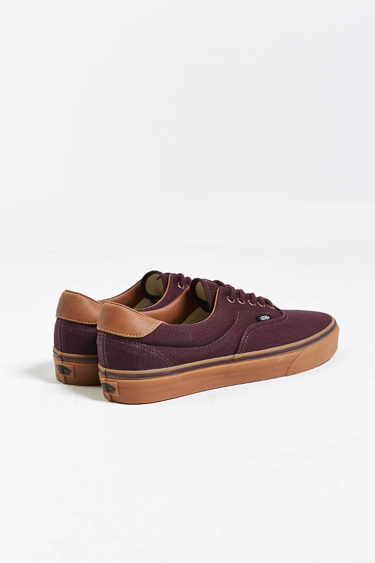 fd50cd8980 Lyst - Vans California Era 59 Gumsole Sneaker in Purple for Men