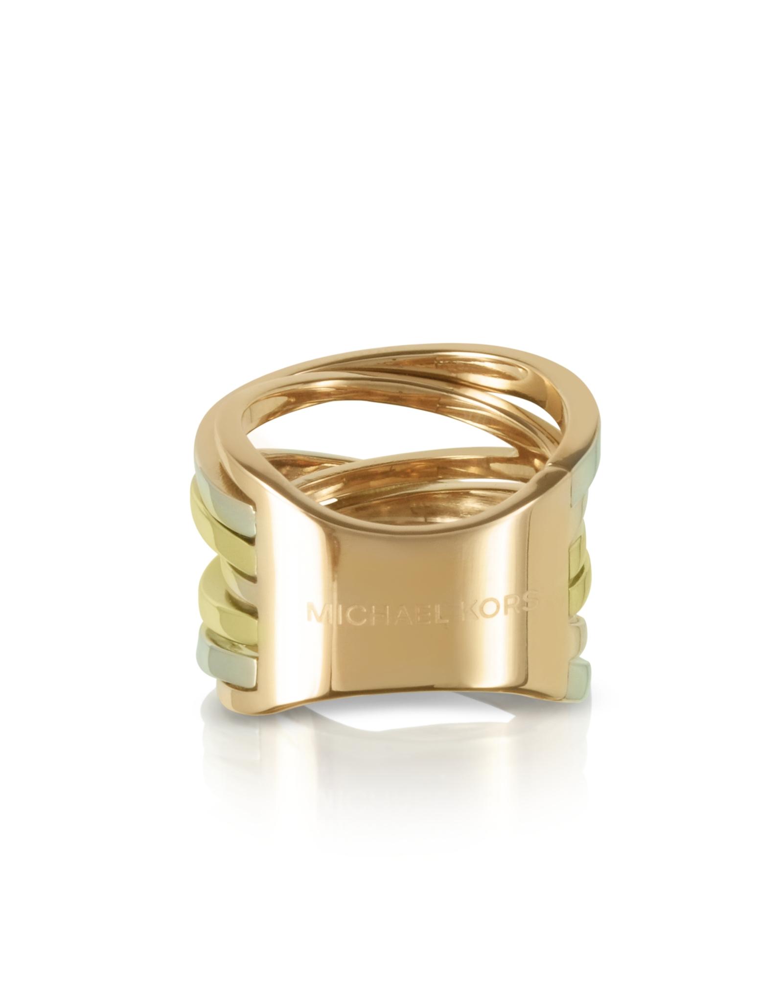 Michael Kors Eternity Ring Rose Gold