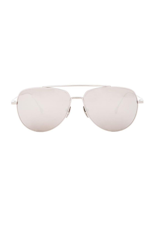 Flight Sunglasses  dita flight sunglasses in metallic for men lyst