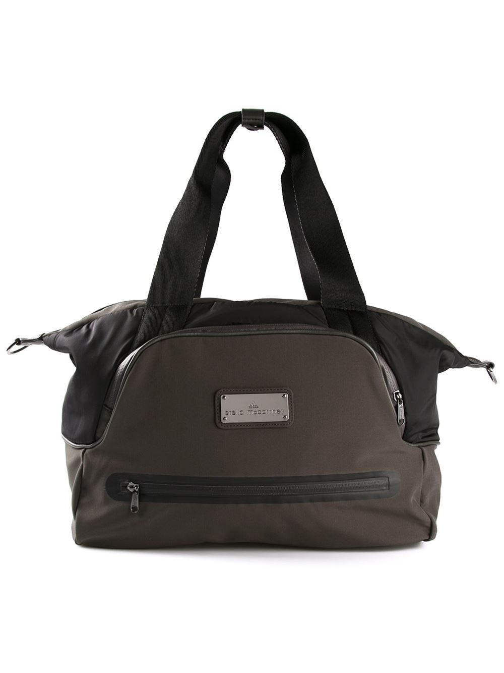 2229c97f4786 ... Lyst - Adidas By Stella Mccartney Iconic Small Tote in Black pick up  84387 532dc ...