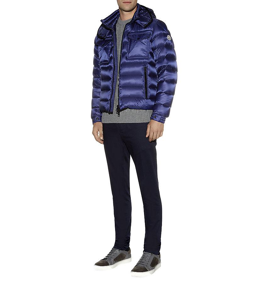 moncler edward blue