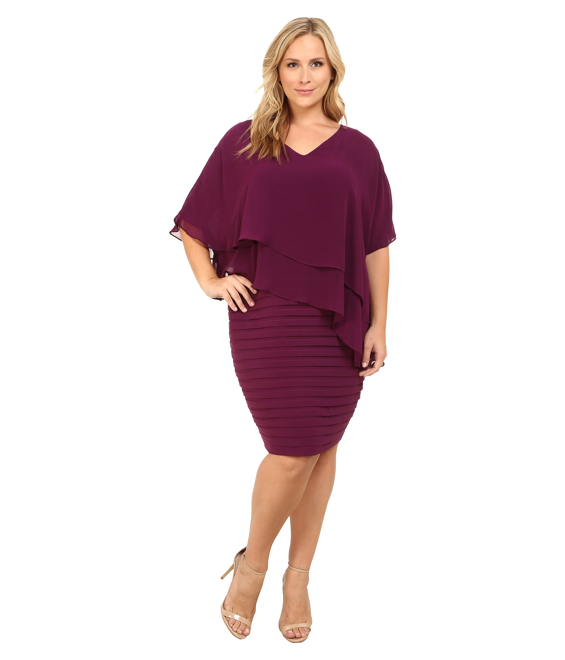 Best Layered Dresses Plus Size Pictures - Mikejaninesmith.us ...