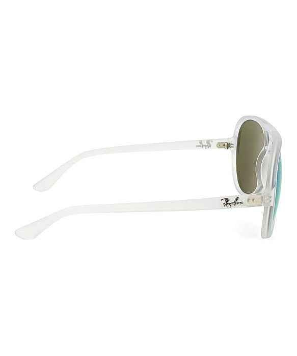 f414ef32d51 Lyst - Ray-Ban Ray Ban Rb4125 Cats 5000 646 19 Matte Transparent ...